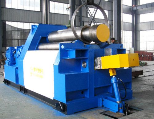 China W12NC-80x3000 Four Roller Plate Bending Roll