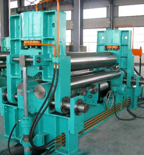 China W11S-16x6000 Plate Bending Roll