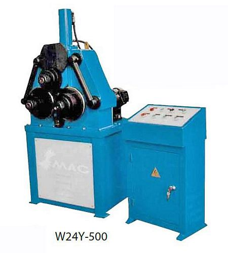 China W24Y-500 Section Bender