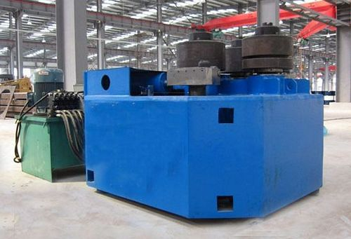 China W24S-100 Section Bending Machine