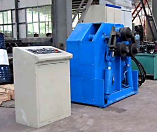 China W24S-75 Section Bending Machine