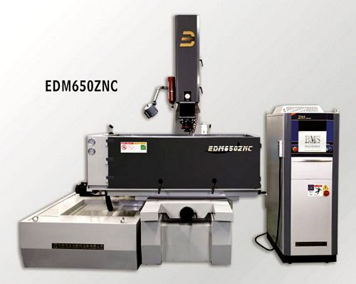 China EDM650ZNC Sinker Machine