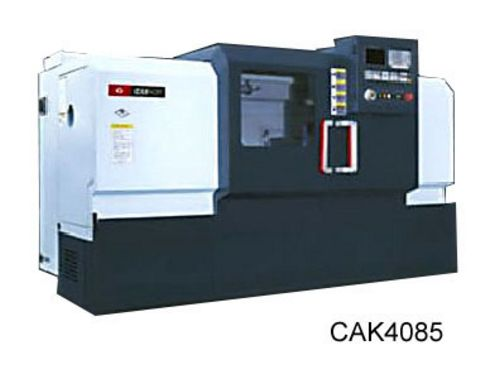 China CAK4085j Flat Bed CNC Lathe