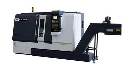 China HTC2050n Slant Bed CNC Lathe (Standard Type)