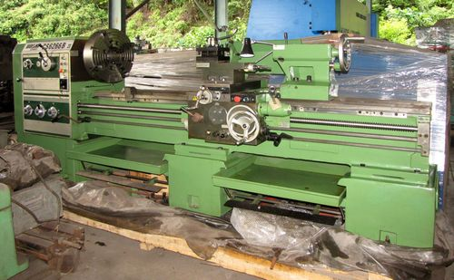China CS6166Bx1500 Straight Bed Lathe