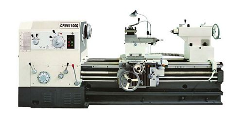 China CFW62100Q/5000 Gap Bed Lathe