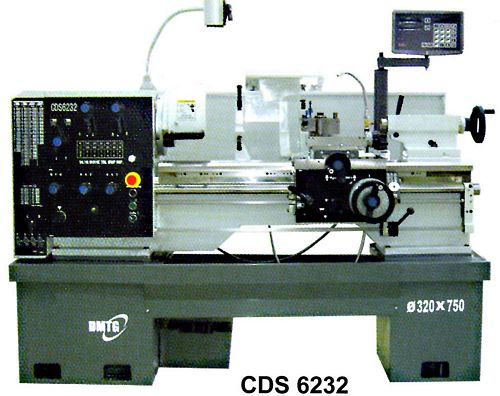 China CDS6232/500 High Speed Lathe