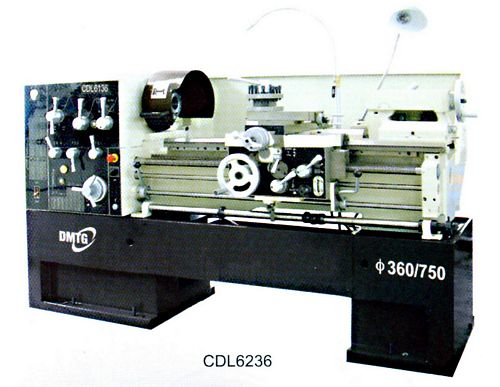 China CDL6236/1000 Gap-Bed Lathe