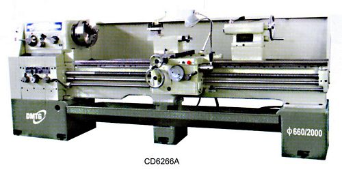China CD6250A/2000 Horizontal Lathe