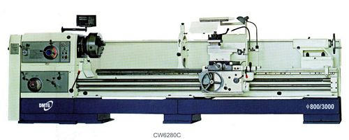 China CW6263C/4000 Gap Bed Lathe