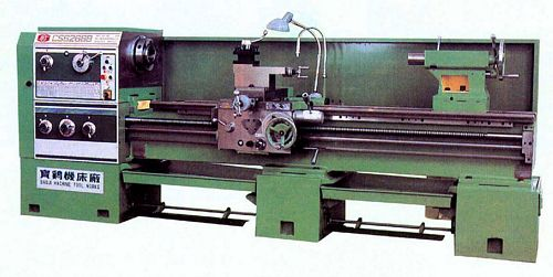 China CS6266B x 2000mm Gap Bed Lathe