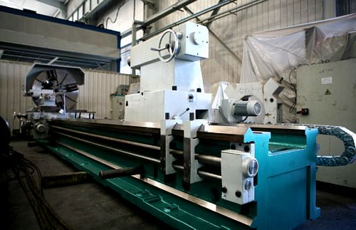 China CF61160H/8000 Horizontal Lathe