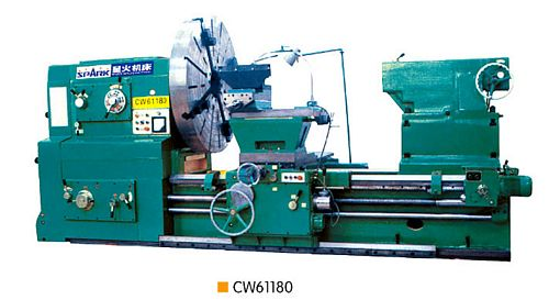China CW61180/1x6000 Heavy Duty Lathe