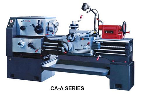 China CA6140A Conventional Lathe