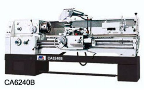 China CA6240B Gap Bed Lathe