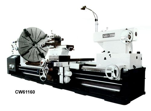 China CW61160/5000 Straight Bed Lathe