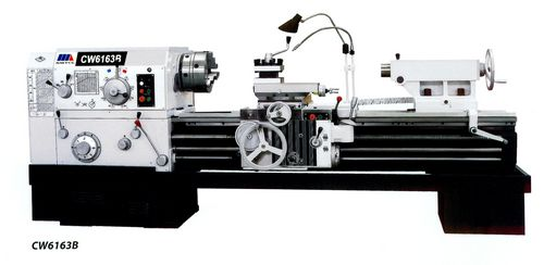 China CW6293C/4000 Gap Bed Lathe