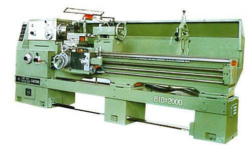 China CA6266B/2000 Gap Bed Lathe