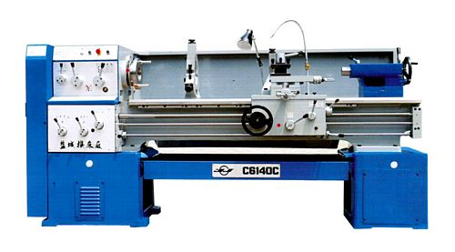China C6240C/1500 Gap Bed Lathe
