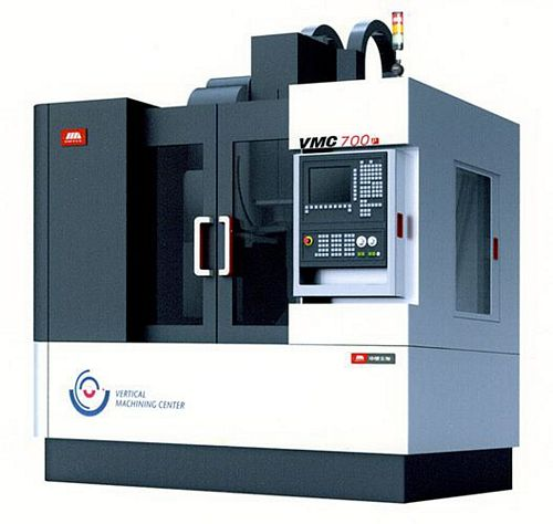 China Czech VMC700P Vertical Machining Center