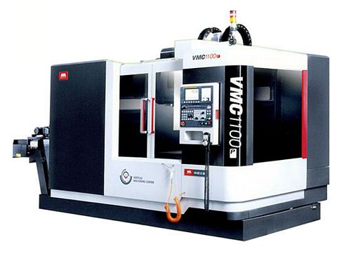 China Czech VMC1100P Vertical Machining Center