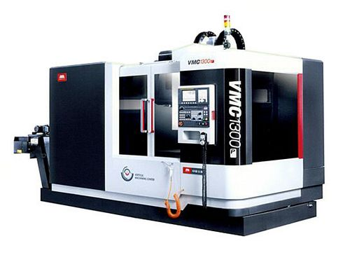 China Czech VMC1300P Vertical Machining Center