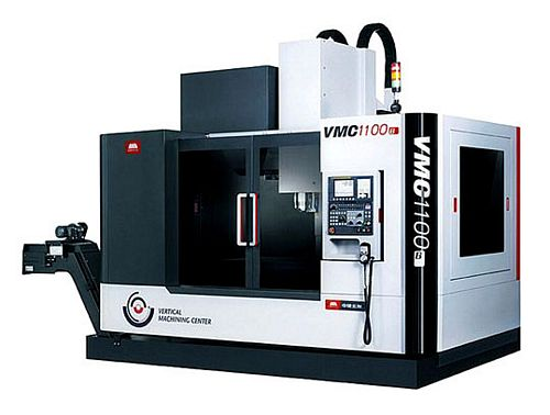 China Czech VMC1100B Vertical Machining Center
