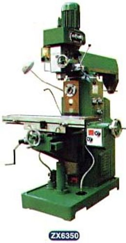 China ZX6350 Milling & Drilling Machine