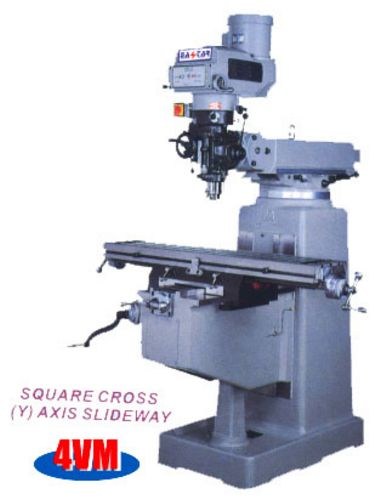 Taiwan 4VH Vertical Turret Milling Machine