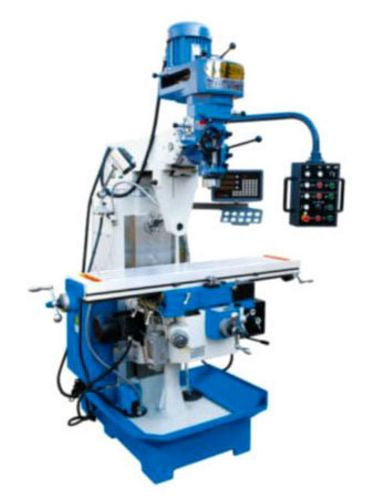 China X6332WA Vertical & Horizontal Turret Milling Machine
