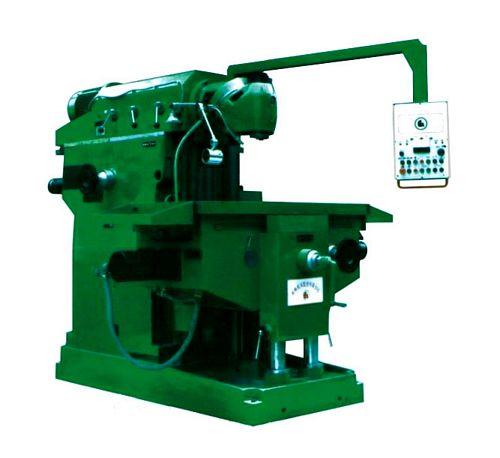 NMUZC001: China XS5763/2 Ram Type Universal Milling Machine