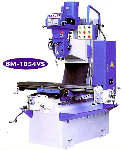 Taiwan BM-1054VS Bed Type Milling Machine