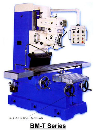 Taiwan BM-1670T Bed Type Milling Machine