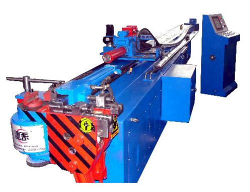 China W28K-38CNC Pipe Bender