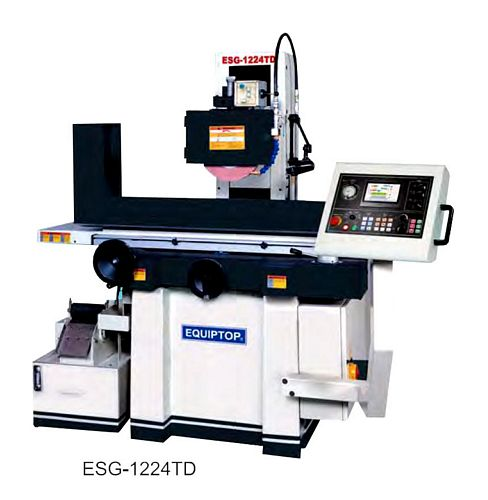 Taiwan ESG-1224TD Precision Automatic Surface Grinder